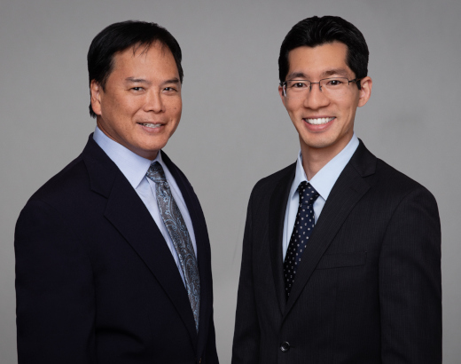 Honolulu Oral Surgeons Dr. Todd K. Haruki and Dr. Neil Oishi